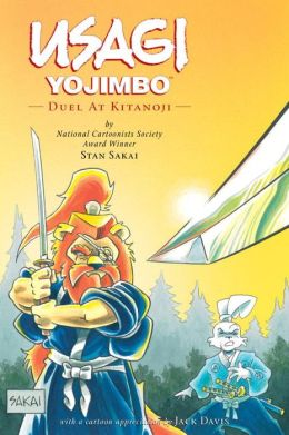 Usagi Yojimbo, Volume 17: Duel at Kitanoji