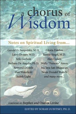 Chorus of Wisdom: Notes on Spiritual Living