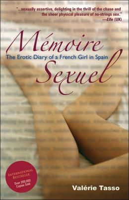 Memoire Sexuel: The Erotic Diary of a French Girl in Spain