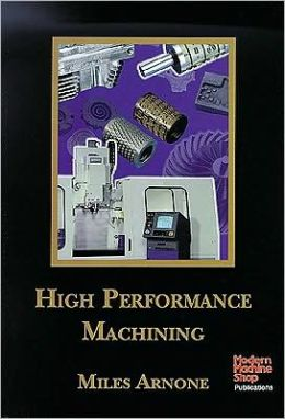 High Performance Machining