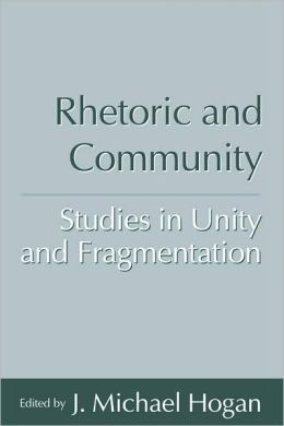 Rhetoric And Community