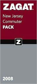 Zagat New Jersey Commuter Pack 2008
