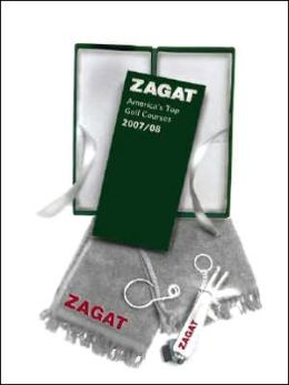 Zagat America's Top Golf Courses Box Set 2008