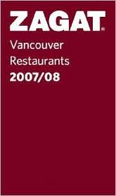 Zagat Best of Vancouver 2008-2009