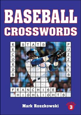 Baseball Crosswords
