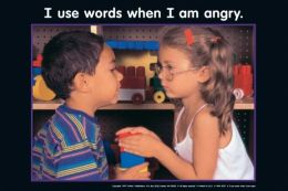 I use words when I am angry