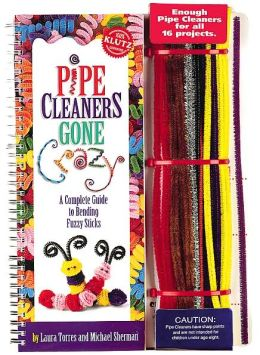 Pipe Cleaners Gone Crazy: A Complete Guide to Bending Fuzzy Sticks