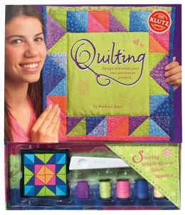 Quilting: Design and Make Your Own Patchwork Projects