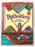 Product Image. Title: Potholders and Loopy Projects