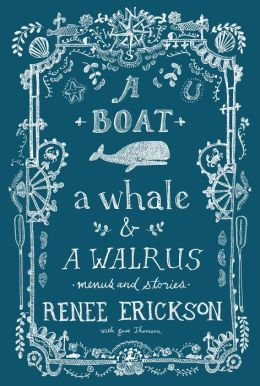 A Boat, a Whale & a Walrus: Menus and Stories