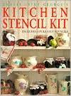 Kitchen Stencil Kit