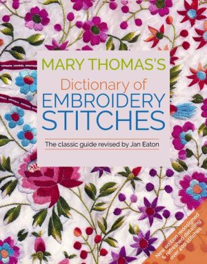 Book Mary Thomas's Dictionary of Embroidery Stitches