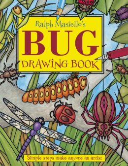 Bug Drawing Book: Simple Steps to Make Anyone an Artist