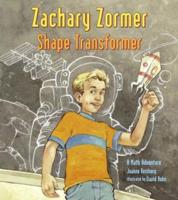 Zachary Zormer Shape Transformer: A Math Adventure