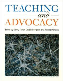 TEACHING AND ADVOCACY