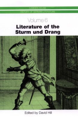 Literature of the Sturm und Drang