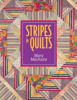 Stripes In Quilts - Print On Demand Edition