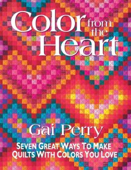 Color From The Heart - Print On Demand Edition