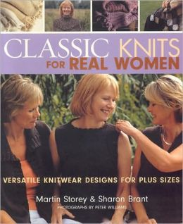 Classic Knits for Real Women: Versatile Knitwear Designs for Plus Sizes