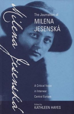 Journalism of Milena Jesenska