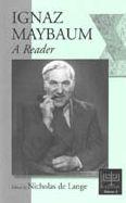 Ignaz Maybaum: A Reader