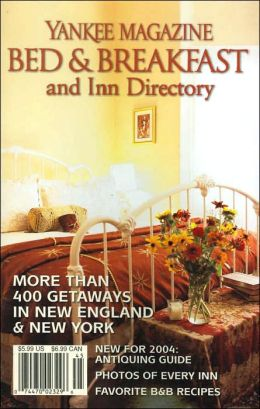 Yankee Magazine Bed & Breakfast and Inn Directory