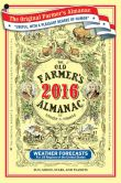 Book Cover Image. Title: The Old Farmer's Almanac 2016, Author: Old Farmer's Almanac