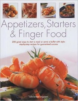 Appetizers, Starters & Finger Food