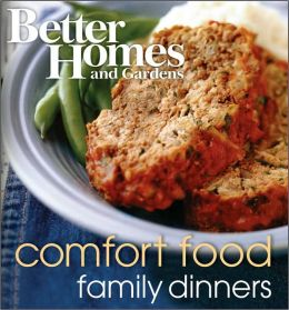 Better Homes and Gardens Comfort Food Family Dinners Wp