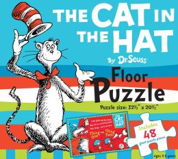 The Cat in the Hat Floor Puzzle