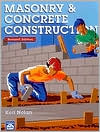 Masonry and Concrete Construction