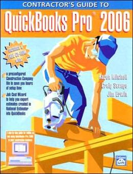 Contractor's Guide to QuickBooks Pro 2006