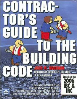 Contractor's Guide to the Building Code 2006