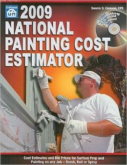 National Painting Cost Estimator [With CDROM]