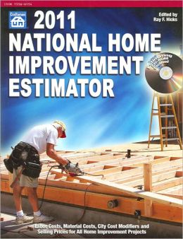 National Home Improvement Estimator [With CDROM]