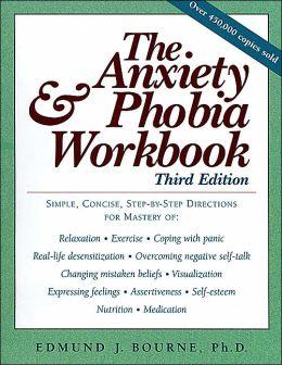 Anxiety & Phobia Workbook 3d