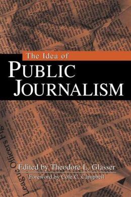 Idea Of Public Journalism