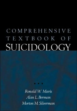 Comprehensive Textbook of Suicidology