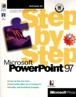 Microsoft PowerPoint 97 Step by Step