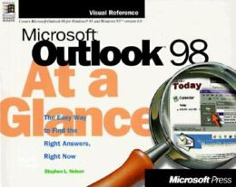 Microsoft Outlook 98 at a Glance: The Easy Way to Find the Right Answers, Right Now