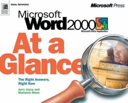 Microsoft Word 2000 at a Glance
