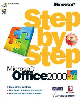 Microsoft Office 2000 8-in-1 Step by Step
