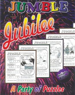 Jumble Jubilee: A Party of Puzzles