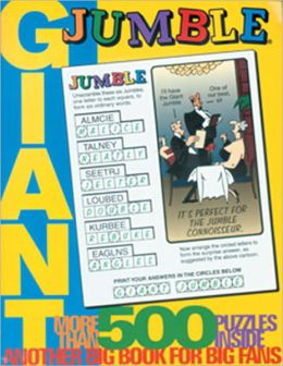 Giant Jumble: Another Big Book for Big Fans