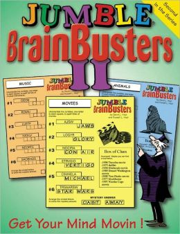Jumble Brainbusters II