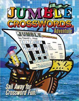 Jumble Crosswords Adventure