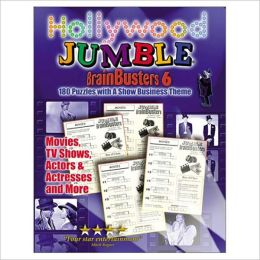 Jumble Brainbusters VI: Special Hollywood Edition