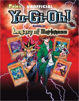 Pojo's Yu-Gi-Oh Guide to Legacy of Darkness