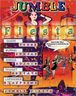 Jumble Fiesta: A Celebration of Jumbling Fun