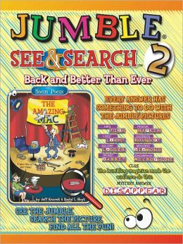 Jumble See and Search: Back and Better Than Ever!
